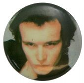 Adam and the Ants - 'Adam White ' Button Badge